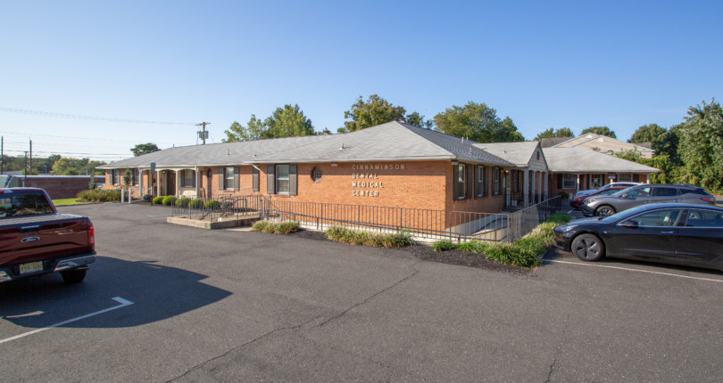 Sale of 7,132 SF Medical Building in Cinnaminson, NJ