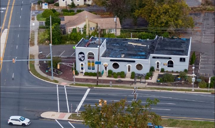 Sale of 13,074 SF Retail/Land, Cherry Hill, NJ
