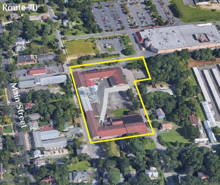 Sale of 50,000 +/- SF Retail/Industrial Building, Medford,  NJ