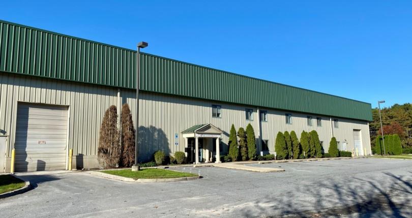 Sale of 38,928+/- SF Industrial Property, West Berlin, NJ