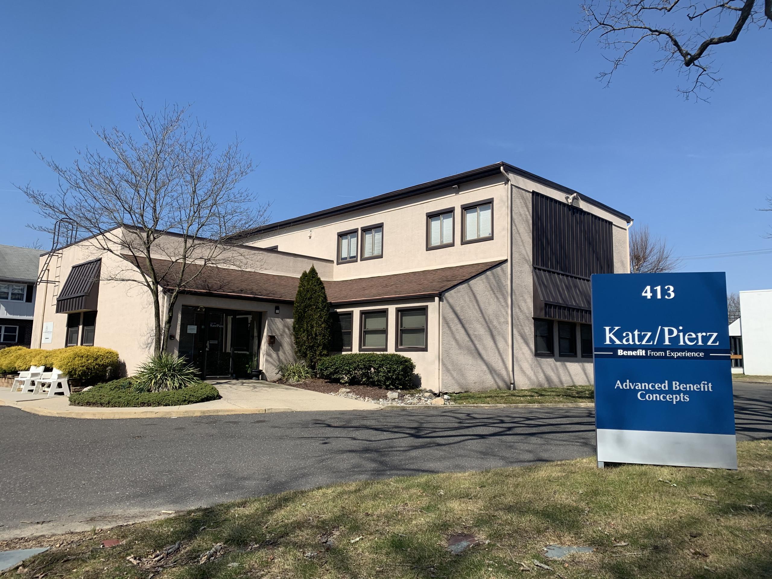 Sale of 6,205+/- SF Office, Cherry Hill, NJ