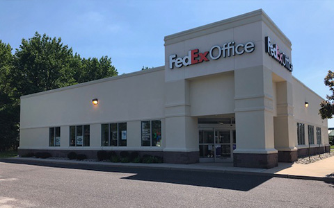 FedEx Office building