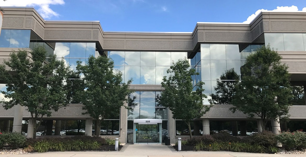 Lease of 3,664 SF of Office Space in Cherry Hill, NJ