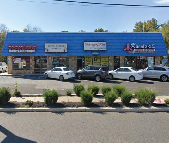 Sale of 9,100 +/- SF Retail Strip Center, Cherry Hill,  NJ